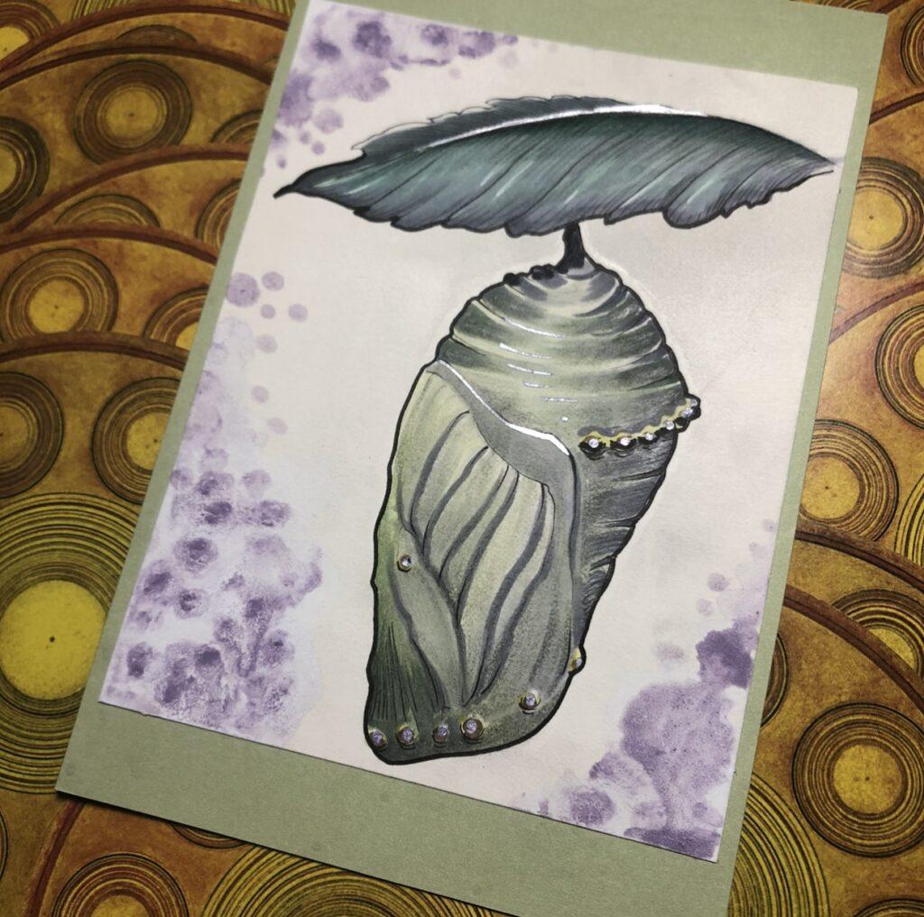 Transform | Watercolor & Ink