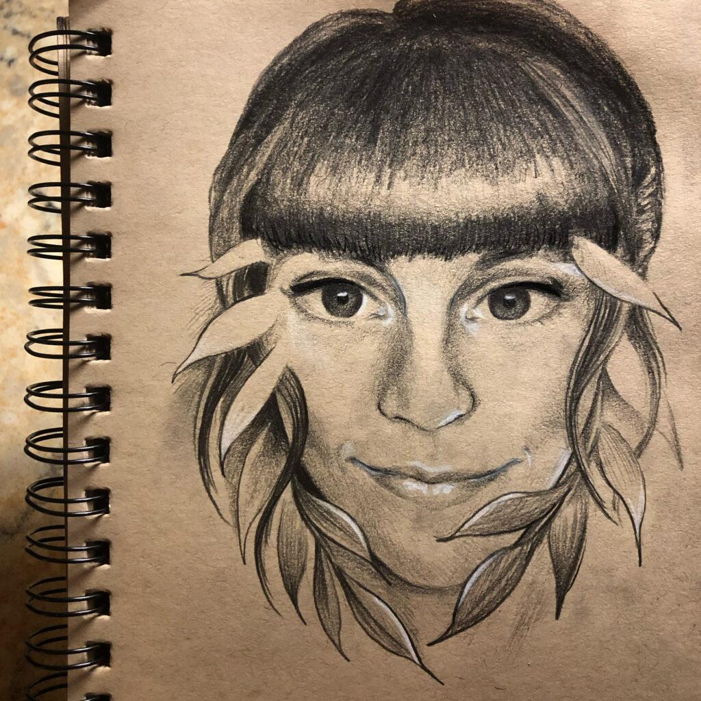 Dezeray | Pencil & Ink